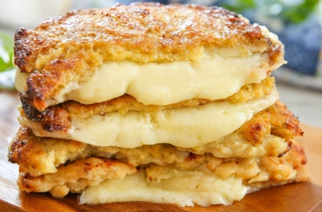 Сэндвич с сыром (но без хлеба)