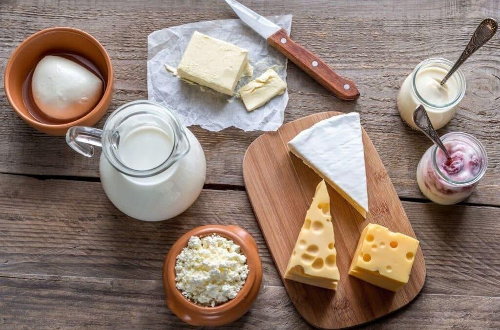 Молочные продукты на кето диете — что не так с лактозой и казеином