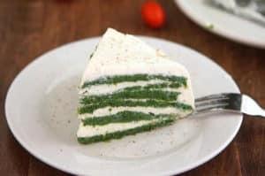 Кето рецепт - пирог из шпината и рикотты